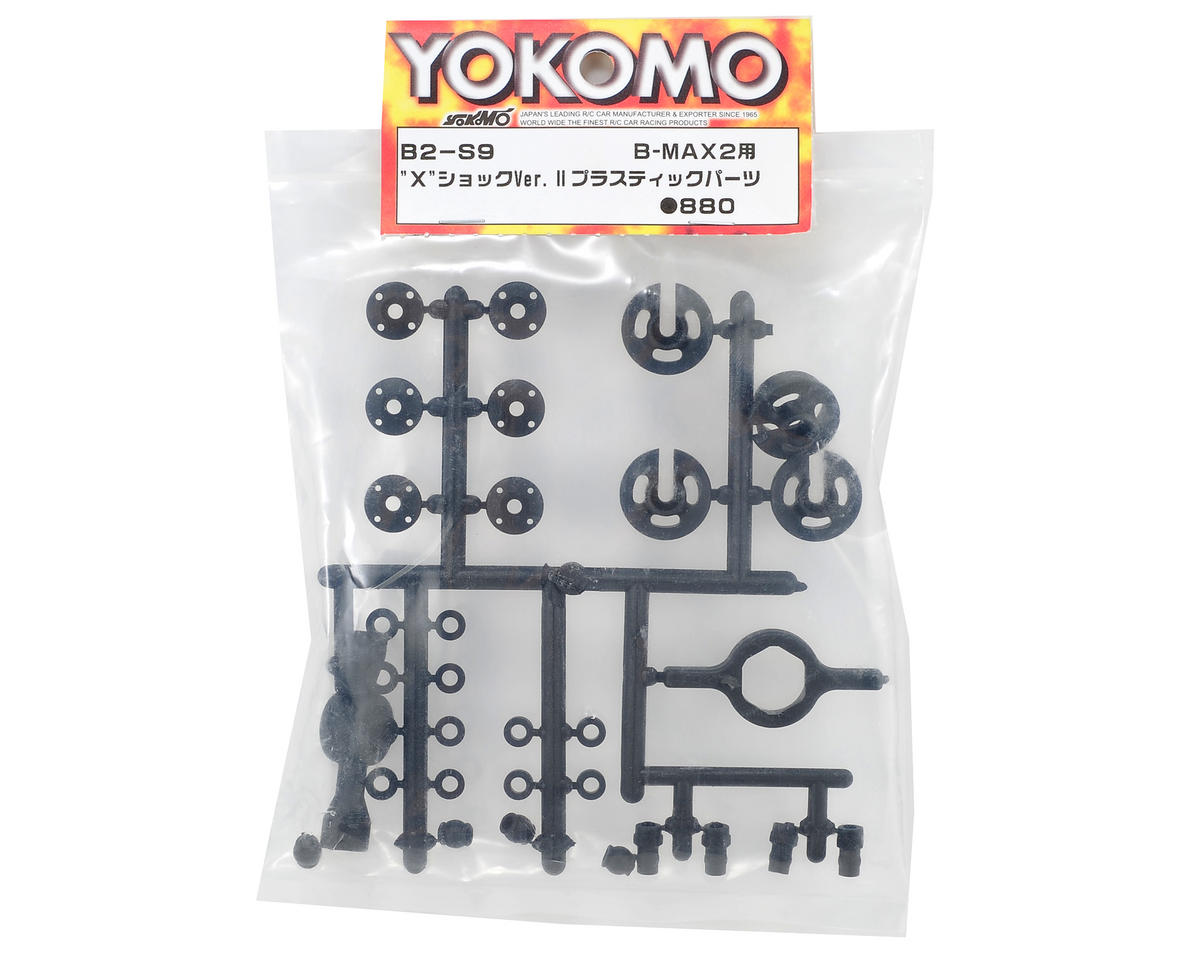 Yokomo Shock Plastic Parts Set