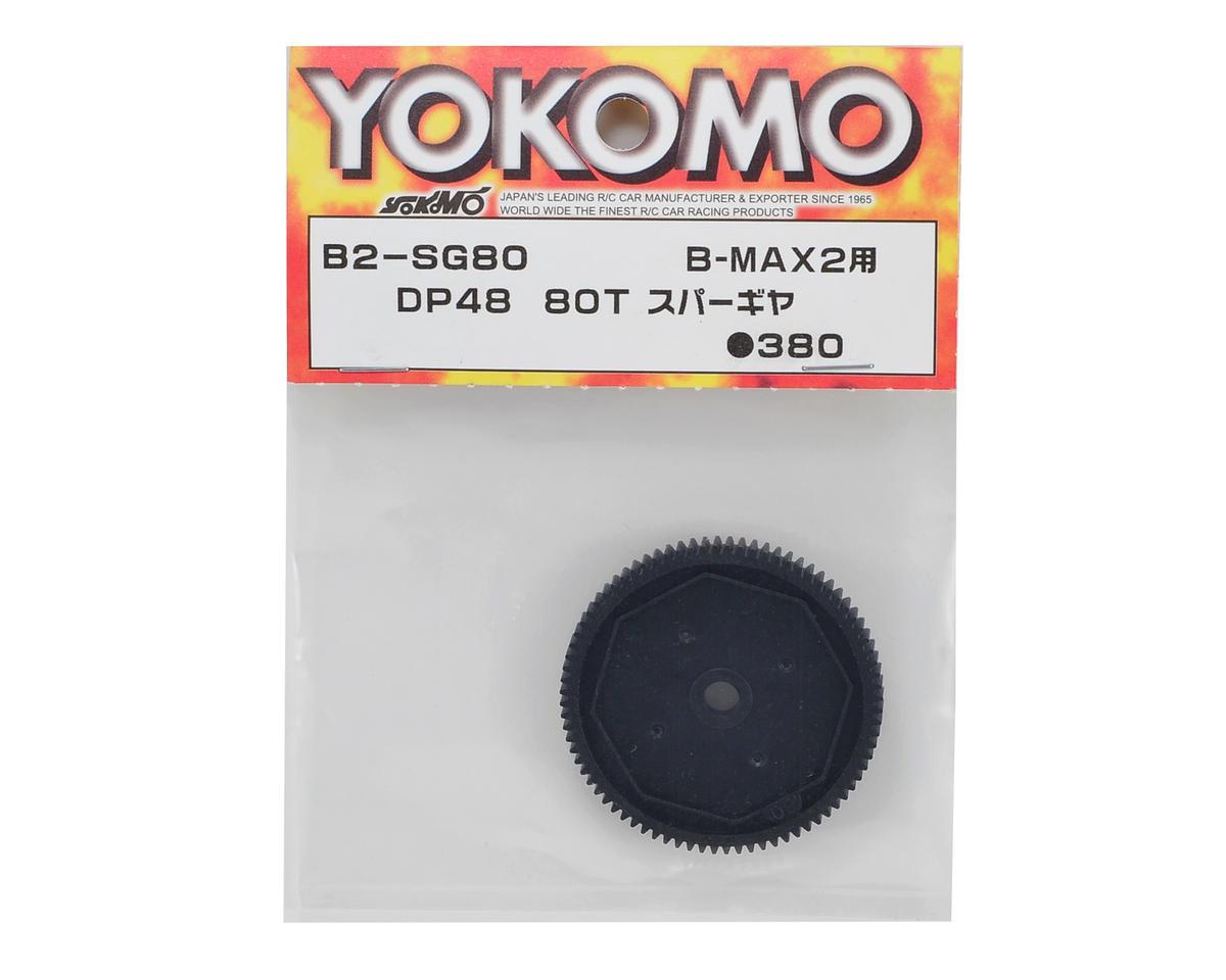 Yokomo 48P Spur Gear (80T)
