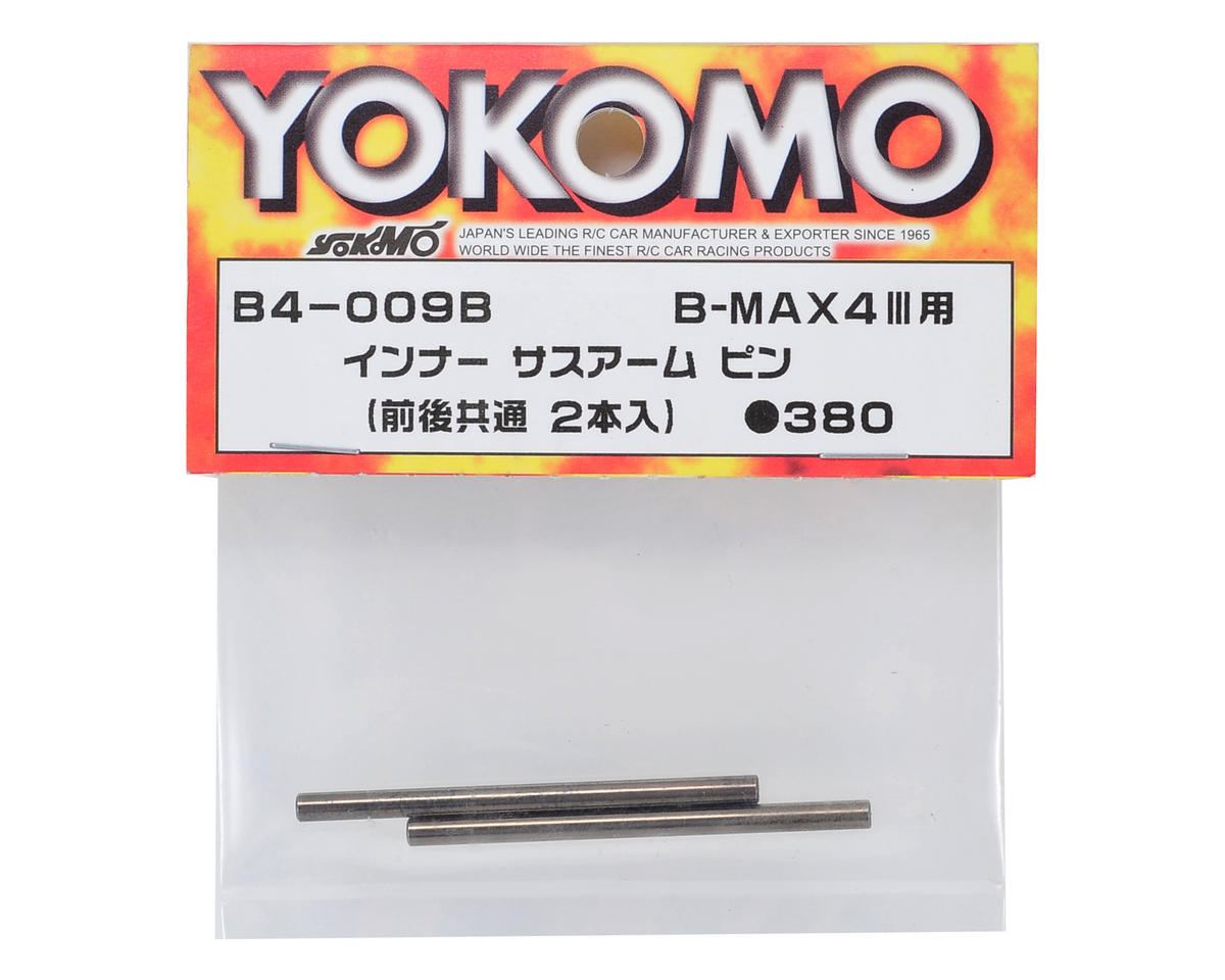 Inner Hinge Pin by Yokomo