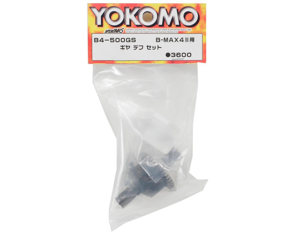 Yokomo Complete Gear Differential Set