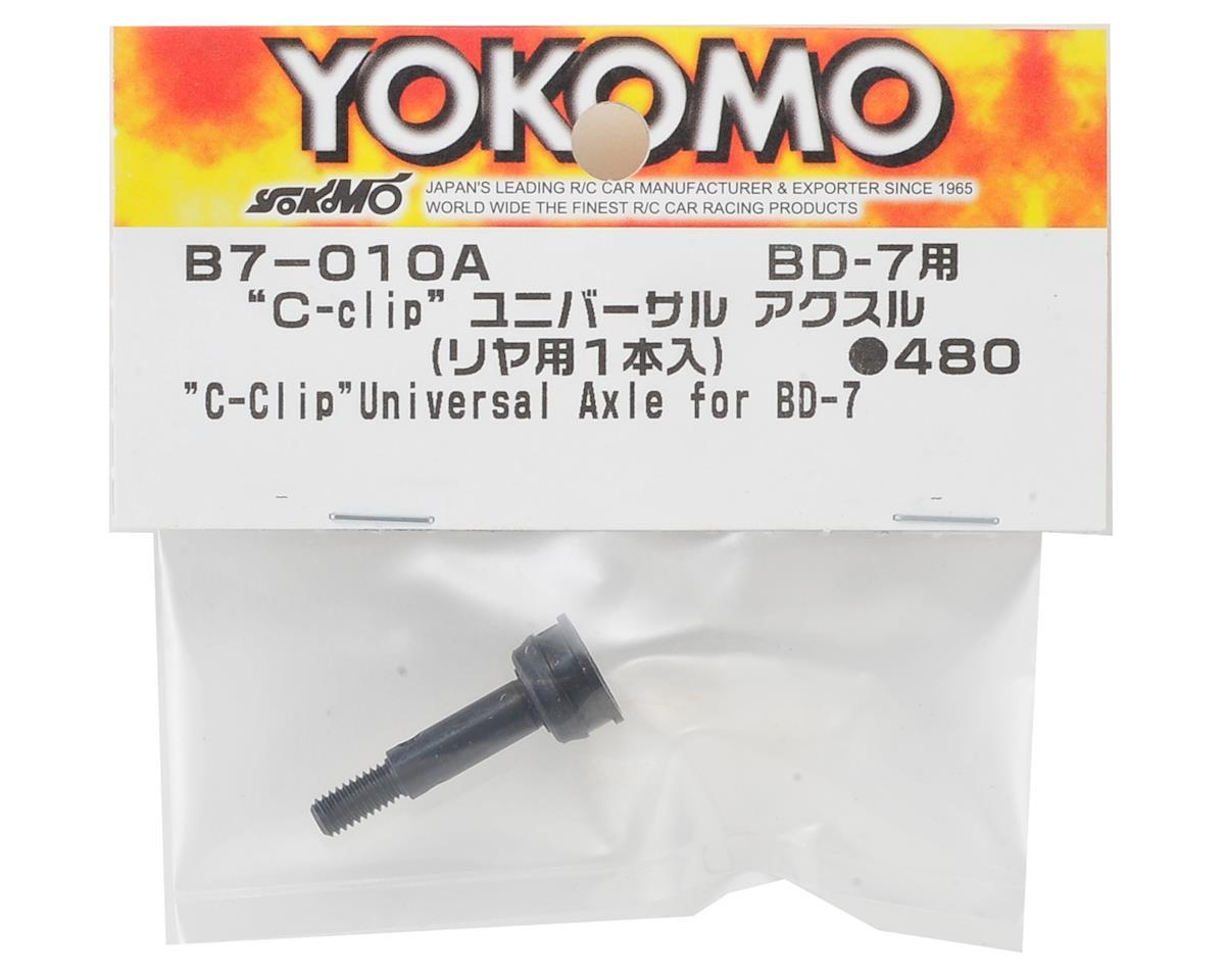 Yokomo C-Clip Universal Shaft Axle
