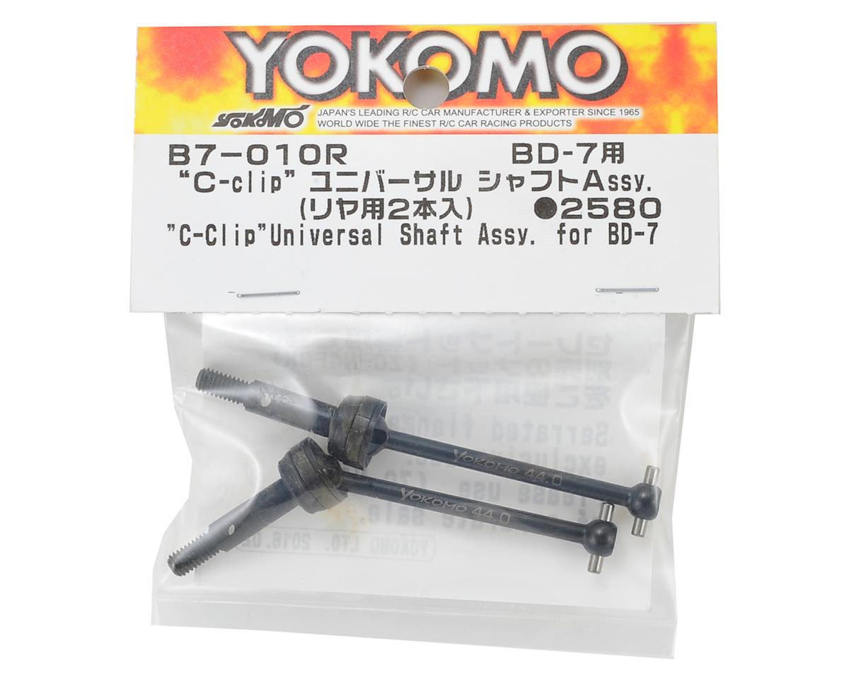 Yokomo 44mm C-Clip Rear Universal (2)