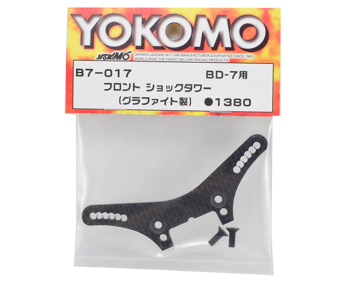 Yokomo Front Shock Tower