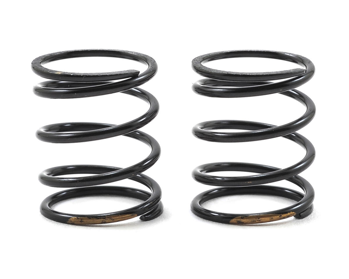 Yokomo Shock Spring Set (Gold) (for SLF Short Shock II)