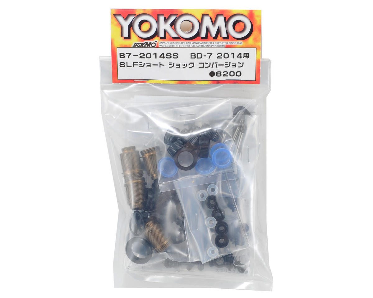 Yokomo SLF Short Shock Conversion Set