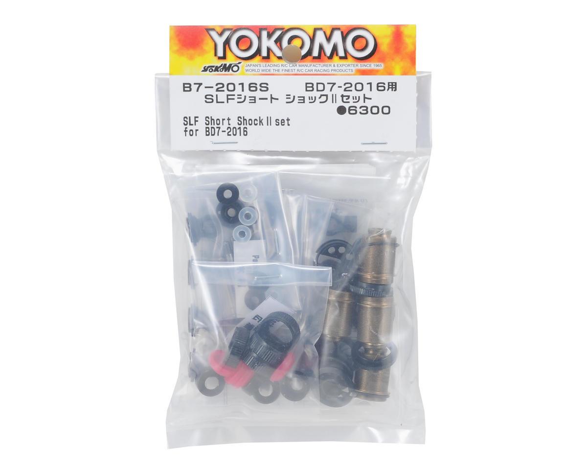 Yokomo SLF Short Shock II Set