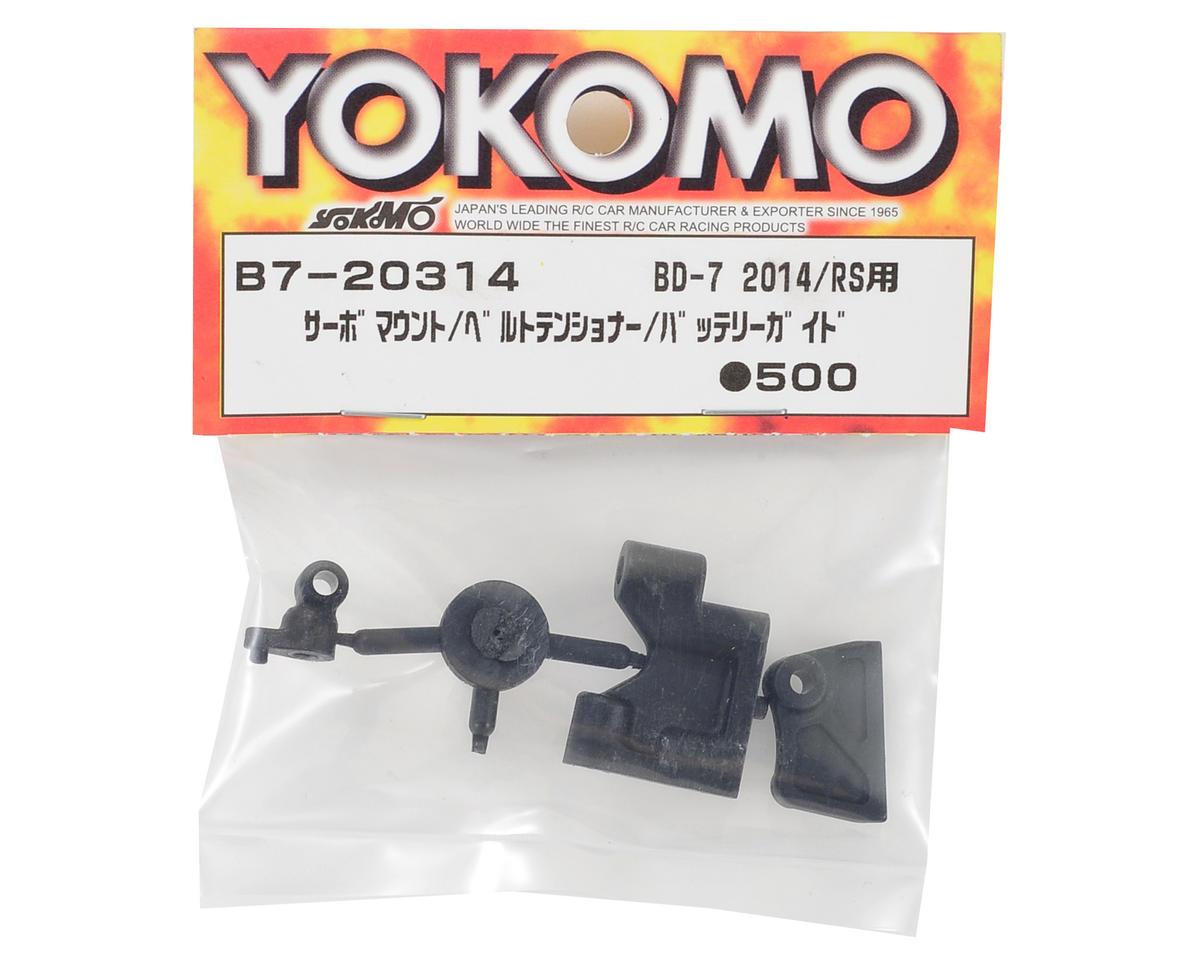 Yokomo BD7 2014 Servo Mount