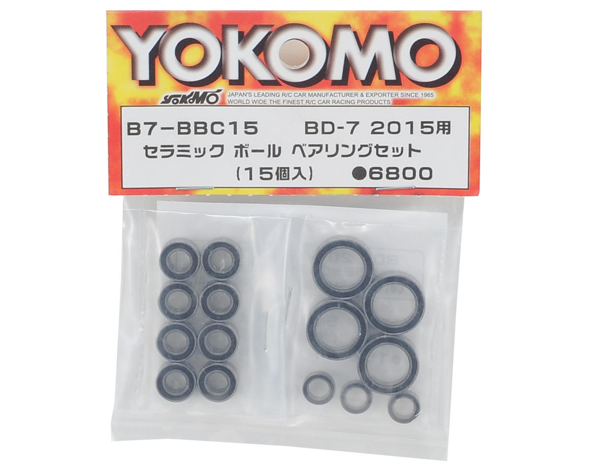 Yokomo Ceramic Bearing Set