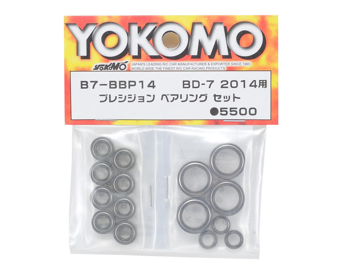 Yokomo BD7 2016 Precision Bearing Set