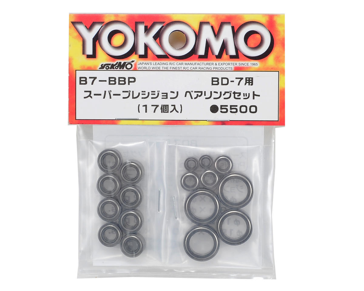 Yokomo Super Precision Bearing Set (17)