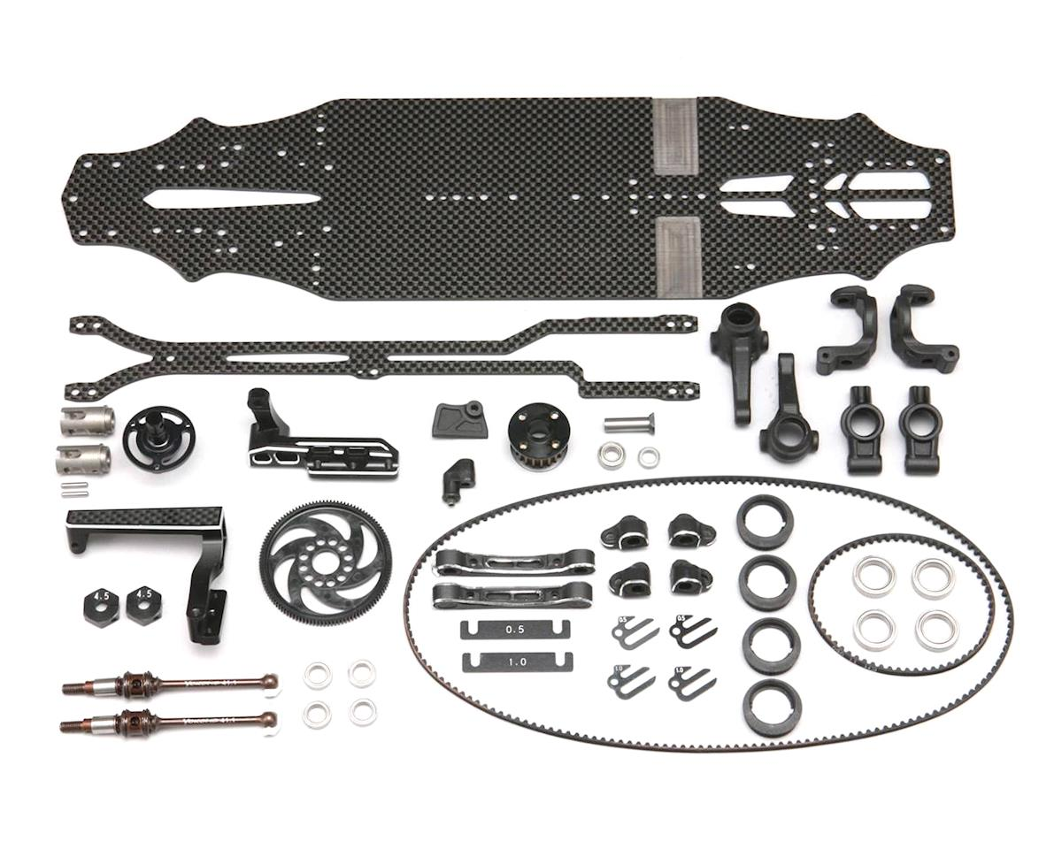 Yokomo BD7 2016 BD8 Carbon Graphite Chassis Conversion Kit (BD7 2016)