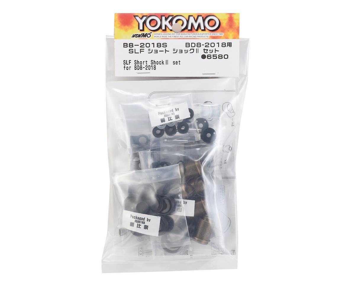 Yokomo BD8 2018 SLF Short Shock II Set