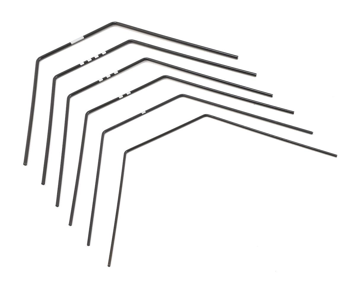 Yokomo BD8 Rear Roll Bar Stabilizer Wire Set (6) (1.0-1.5)