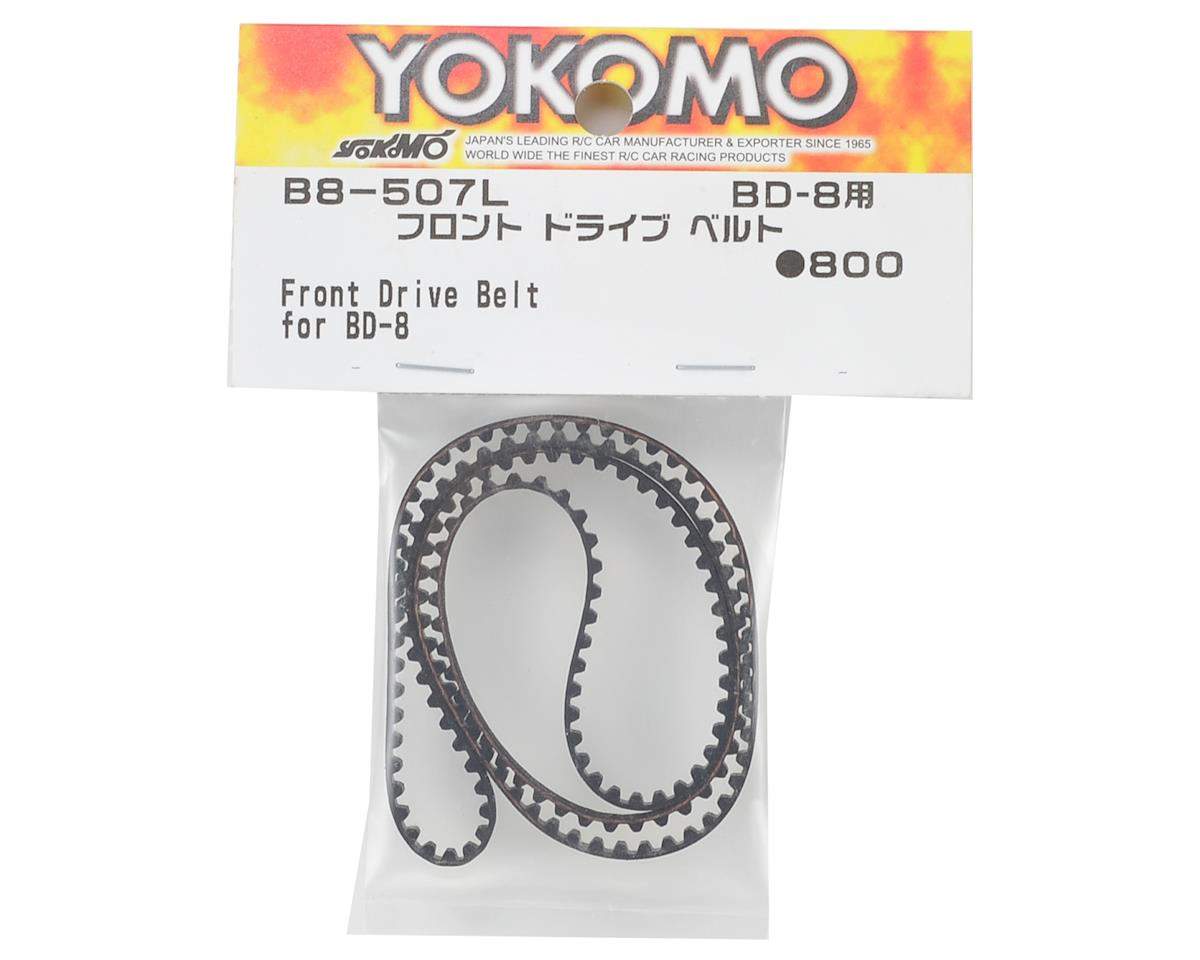 BD8 Low Friction Front Belt by Yokomo