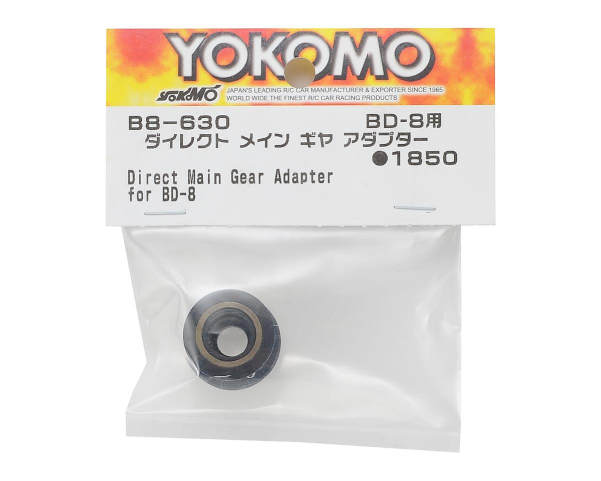 Yokomo BD8 Center Drive Pulley (20T)