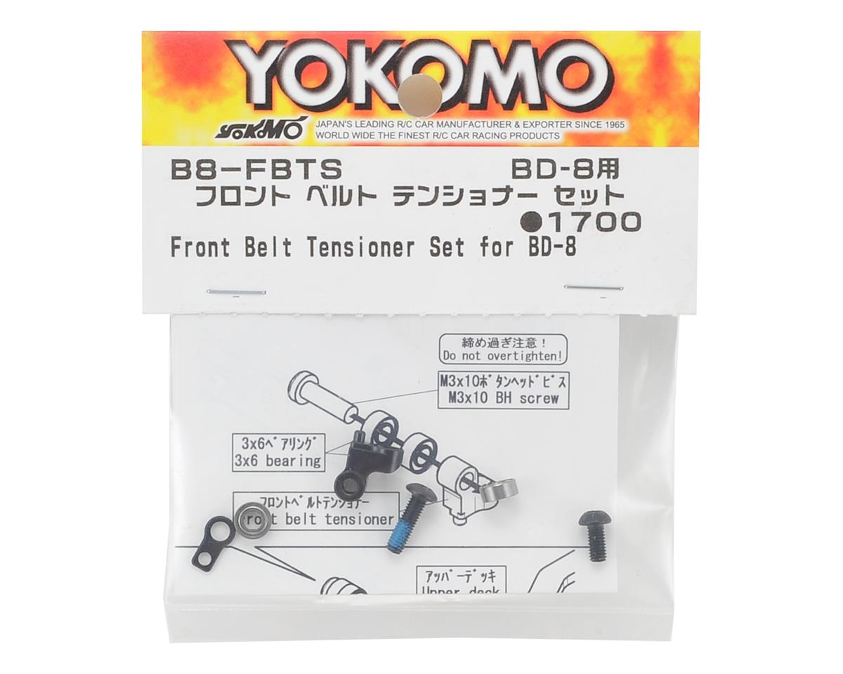 BD8 Front Belt Tensioner Set by Yokomo