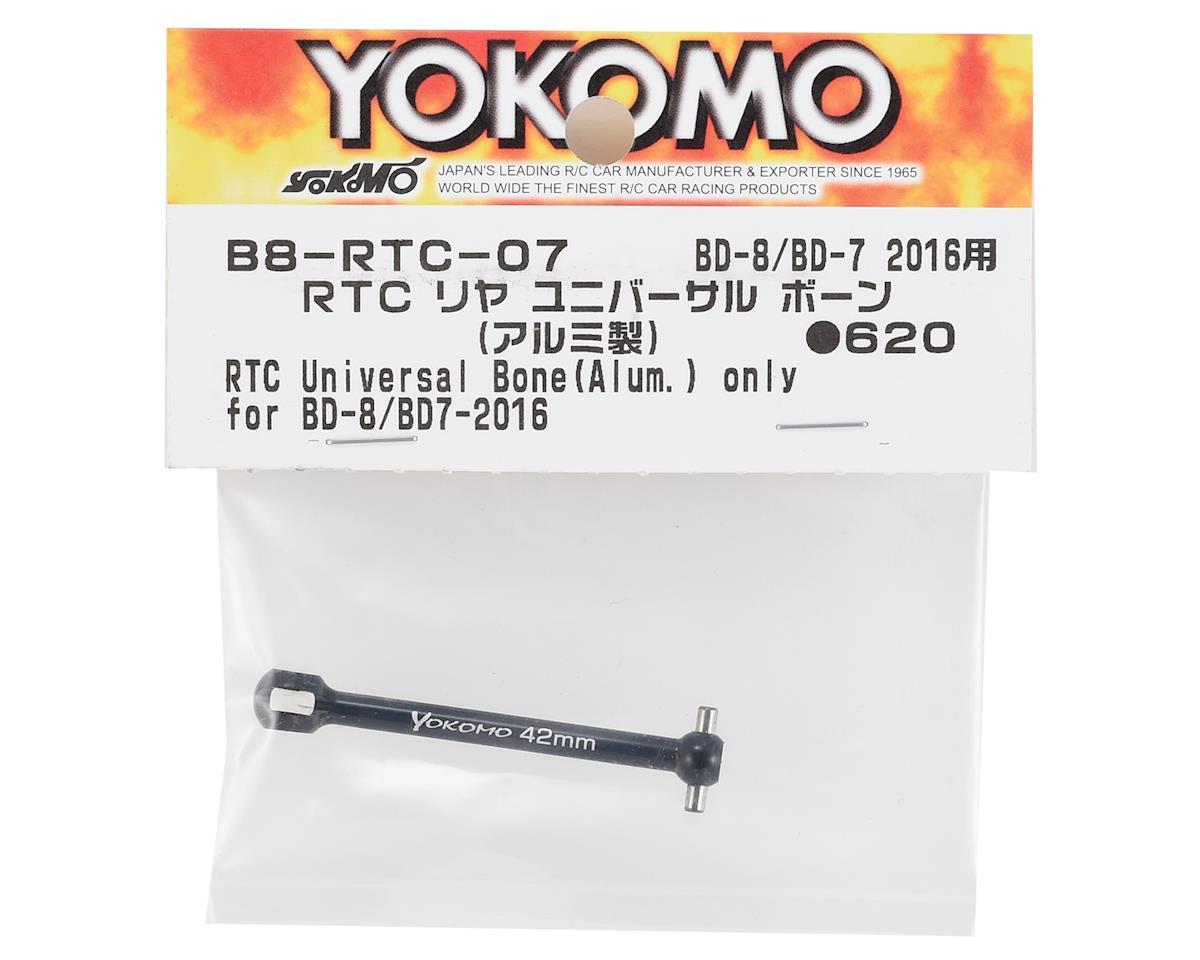 Yokomo 42mm RTC Universal Bone (Aluminum)