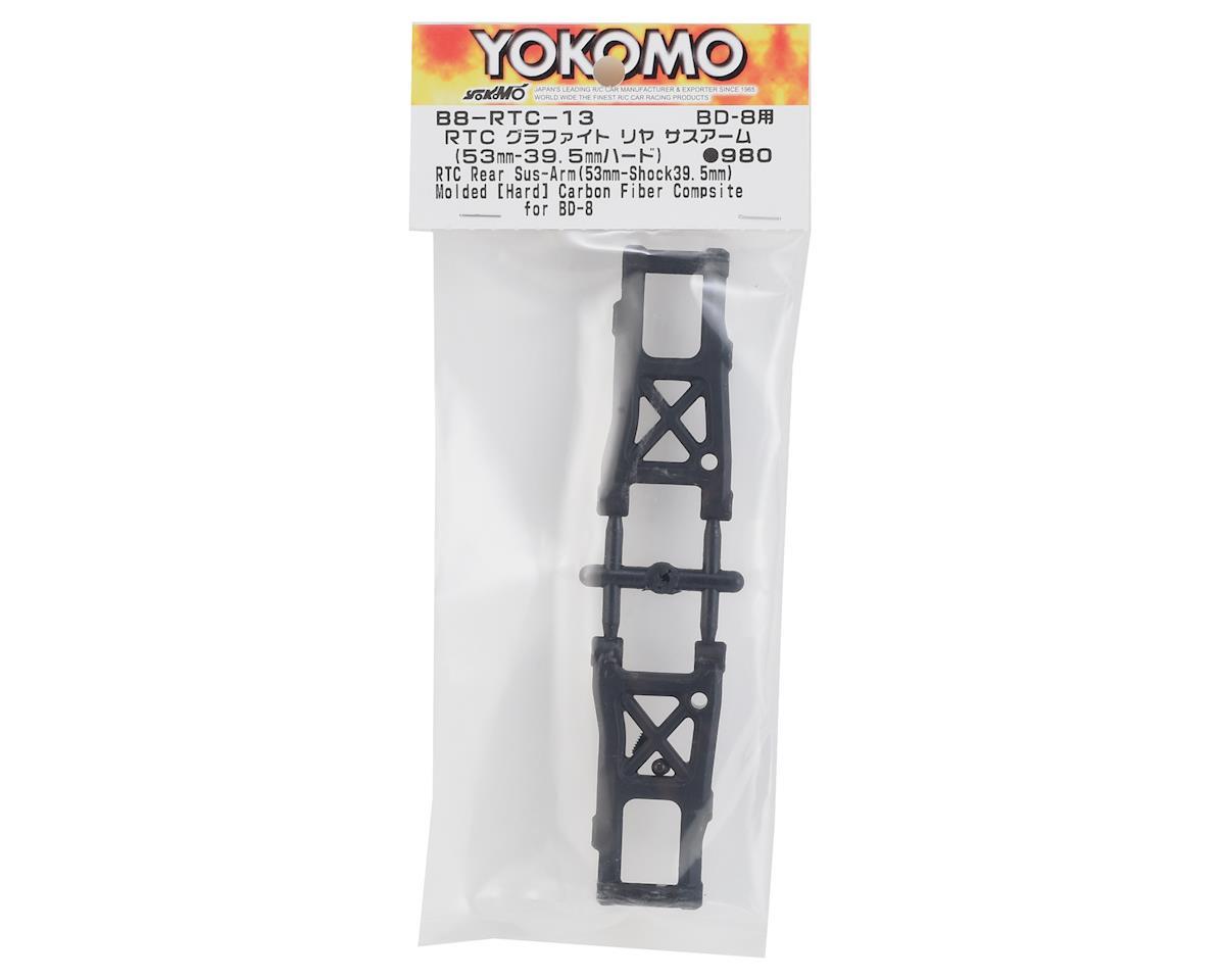 "Yokomo RTC ""Hard"" Graphite Suspension Arm Set (53mm-39.5mm)"