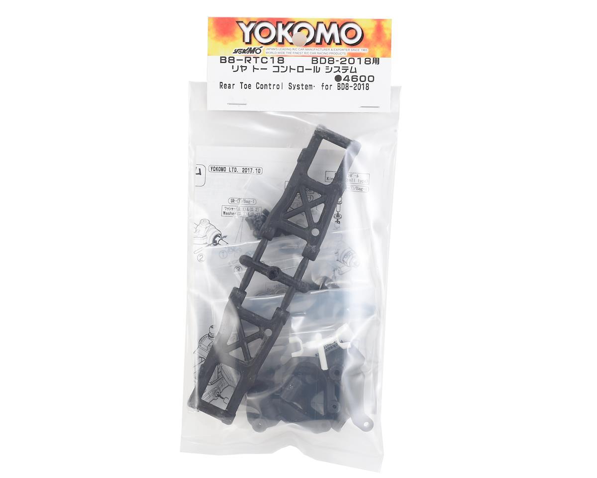 Yokomo BD8 2018 RTC Rear Toe Control System