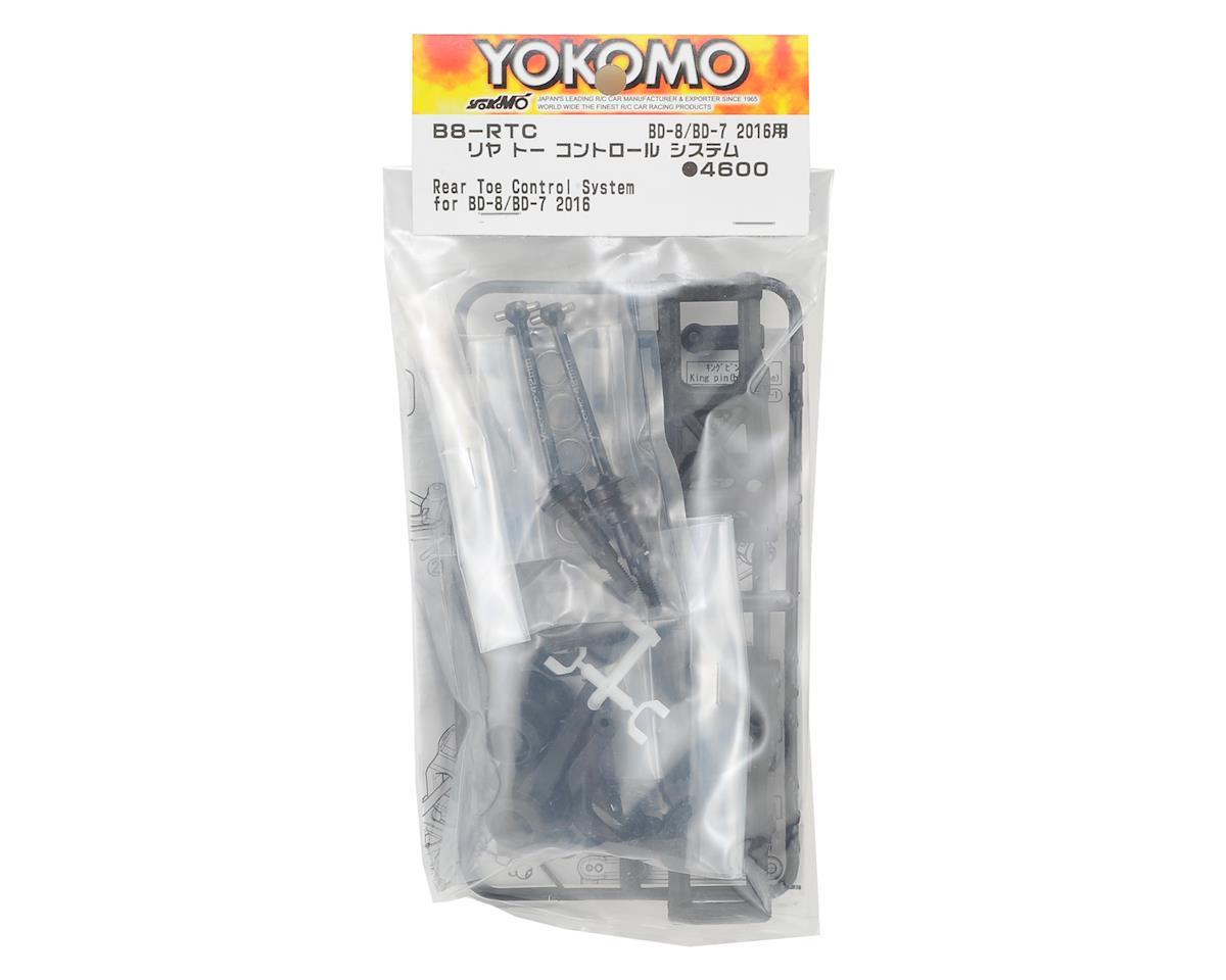 Yokomo BD8 RTC Rear Toe Control System