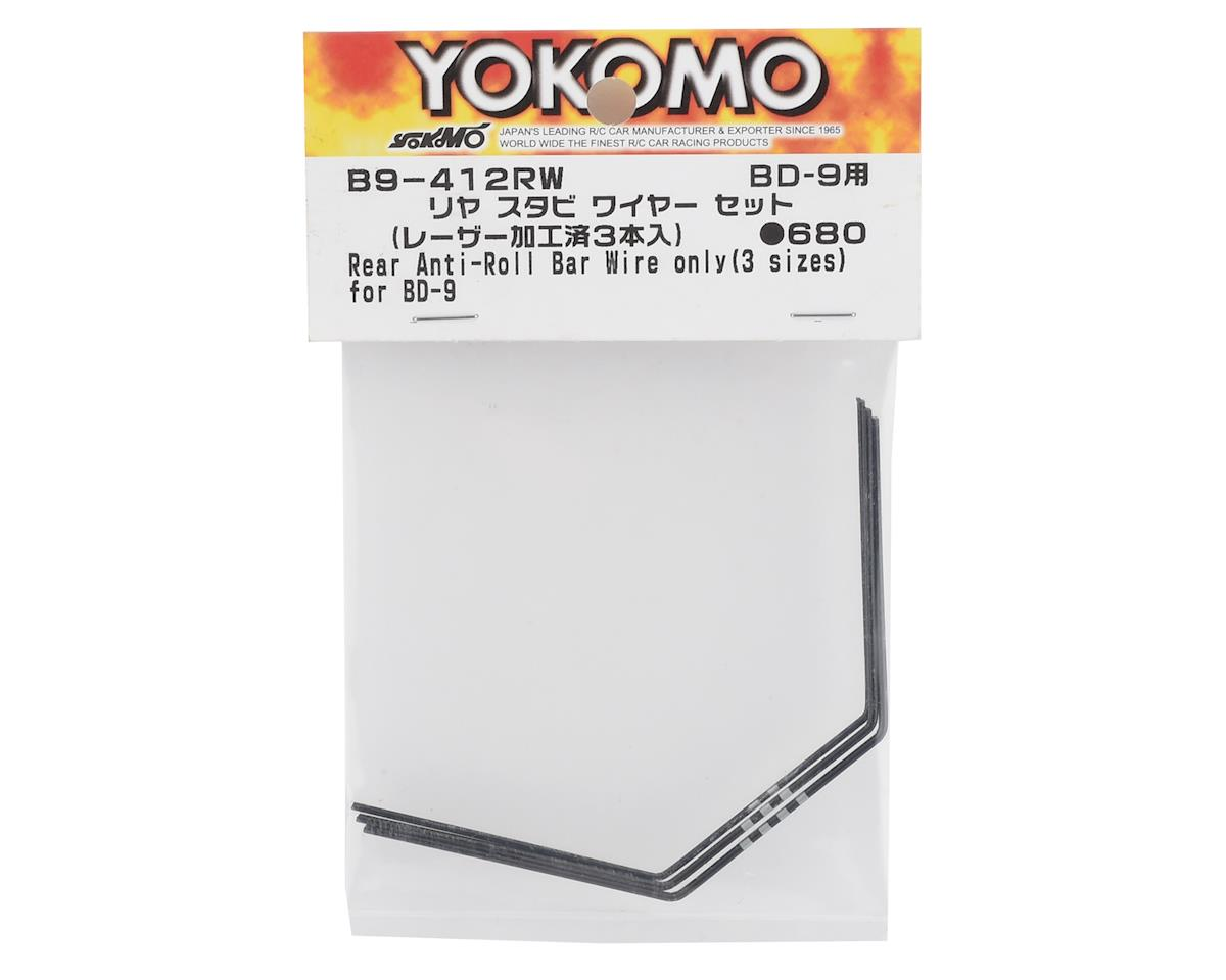 Yokomo BD9 Rear Stabilizer Wire Set