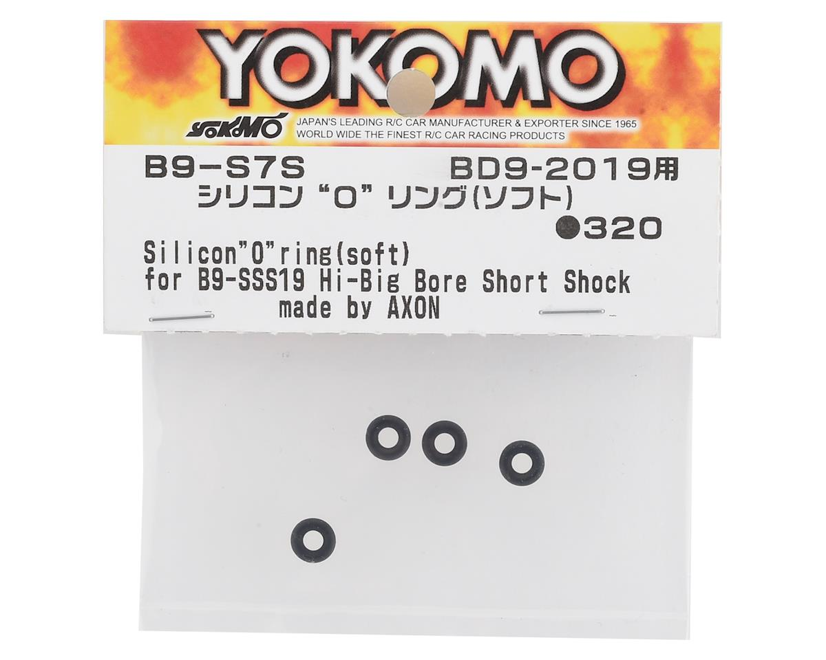 "Yokomo BD9 Silicon ""O"" Ring (Soft)"