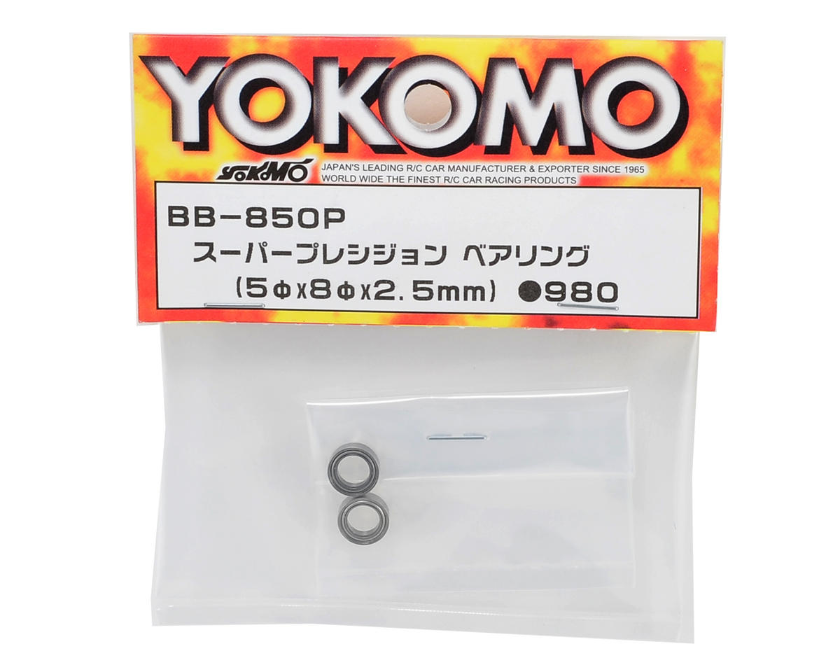 Yokomo 5x8x2.5mm Super Precision Ball Bearing (2)