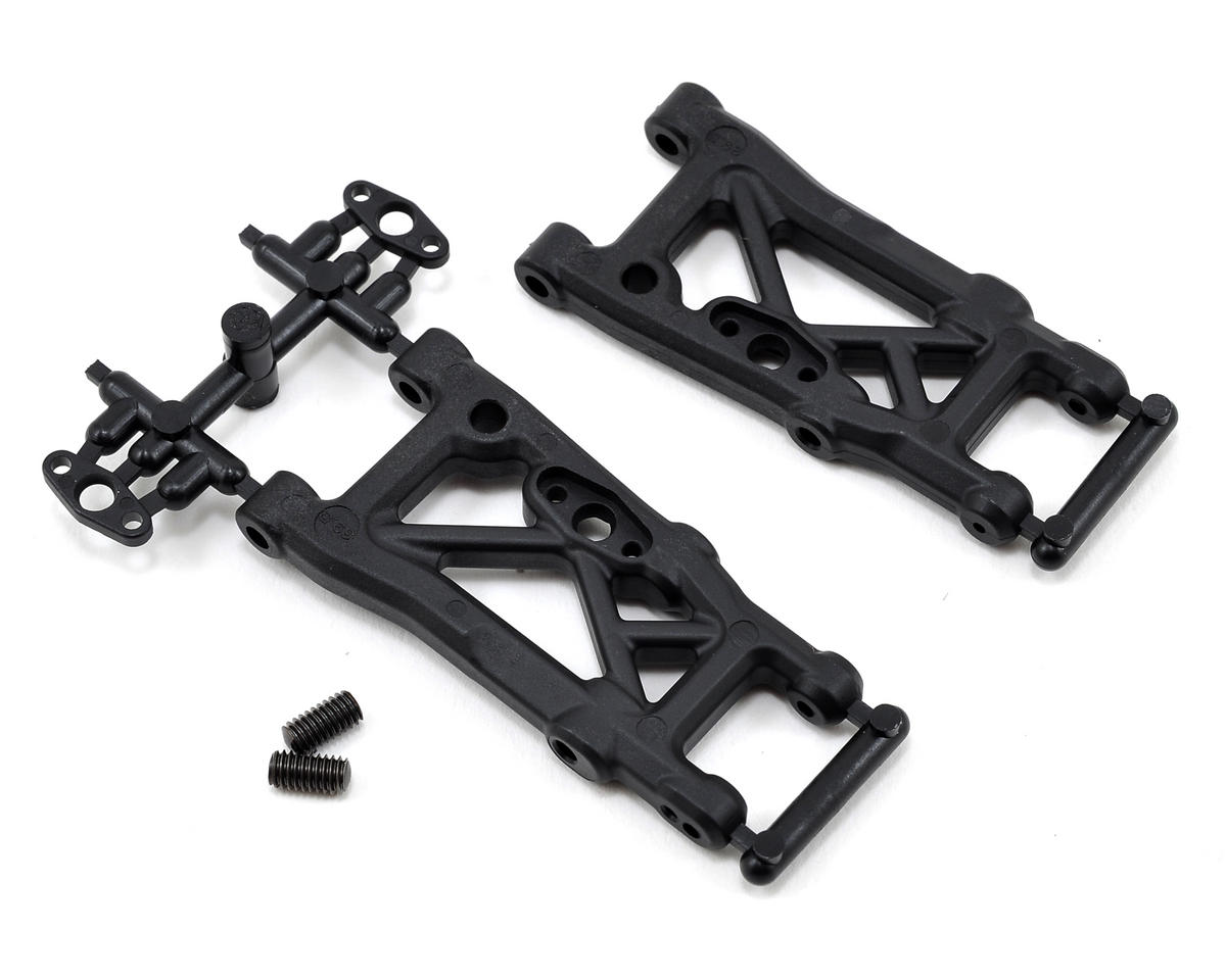 Yokomo Rear Suspension Arm Set (39.5mm)