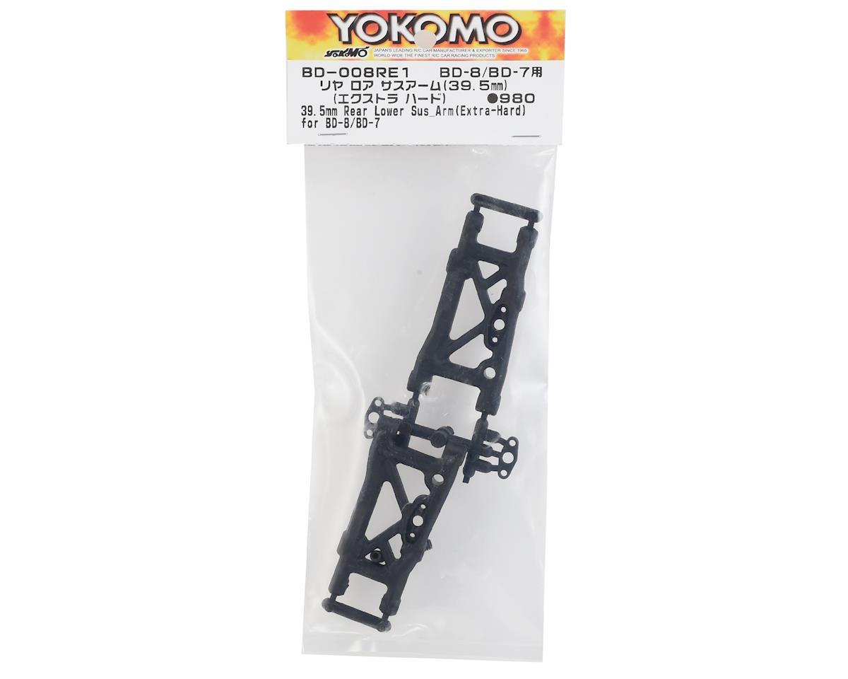 Yokomo Extra Hard Rear Suspension Arm (Damper Pivot 39.5mm)