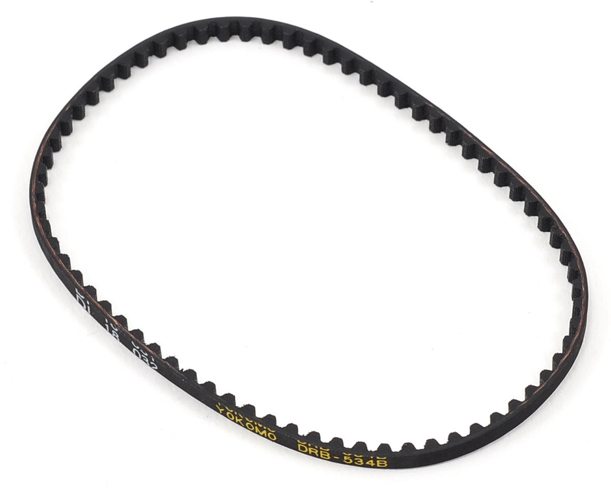 Motor Forward Rear Drive Belt (B7-FMC) by Yokomo
