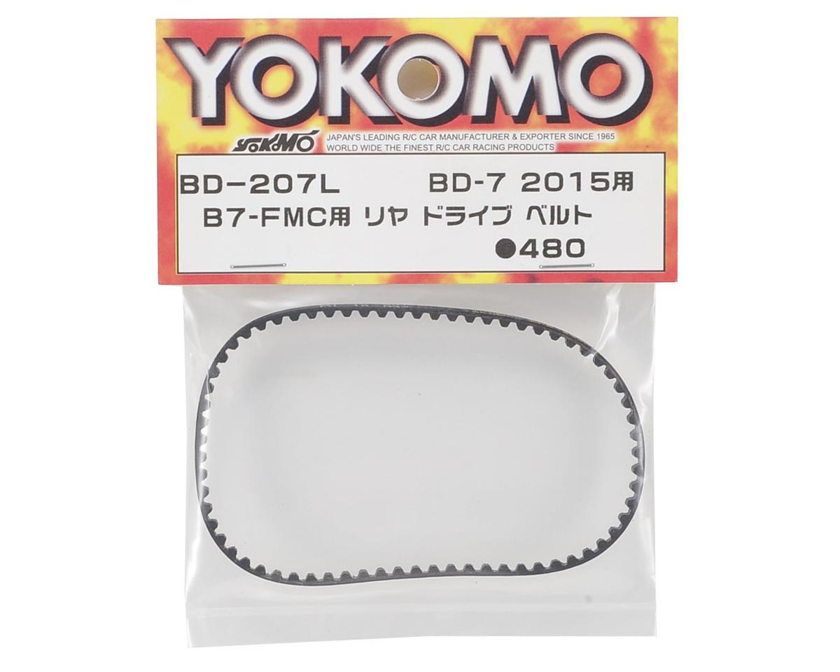 Yokomo Motor Forward Rear Drive Belt (B7-FMC)