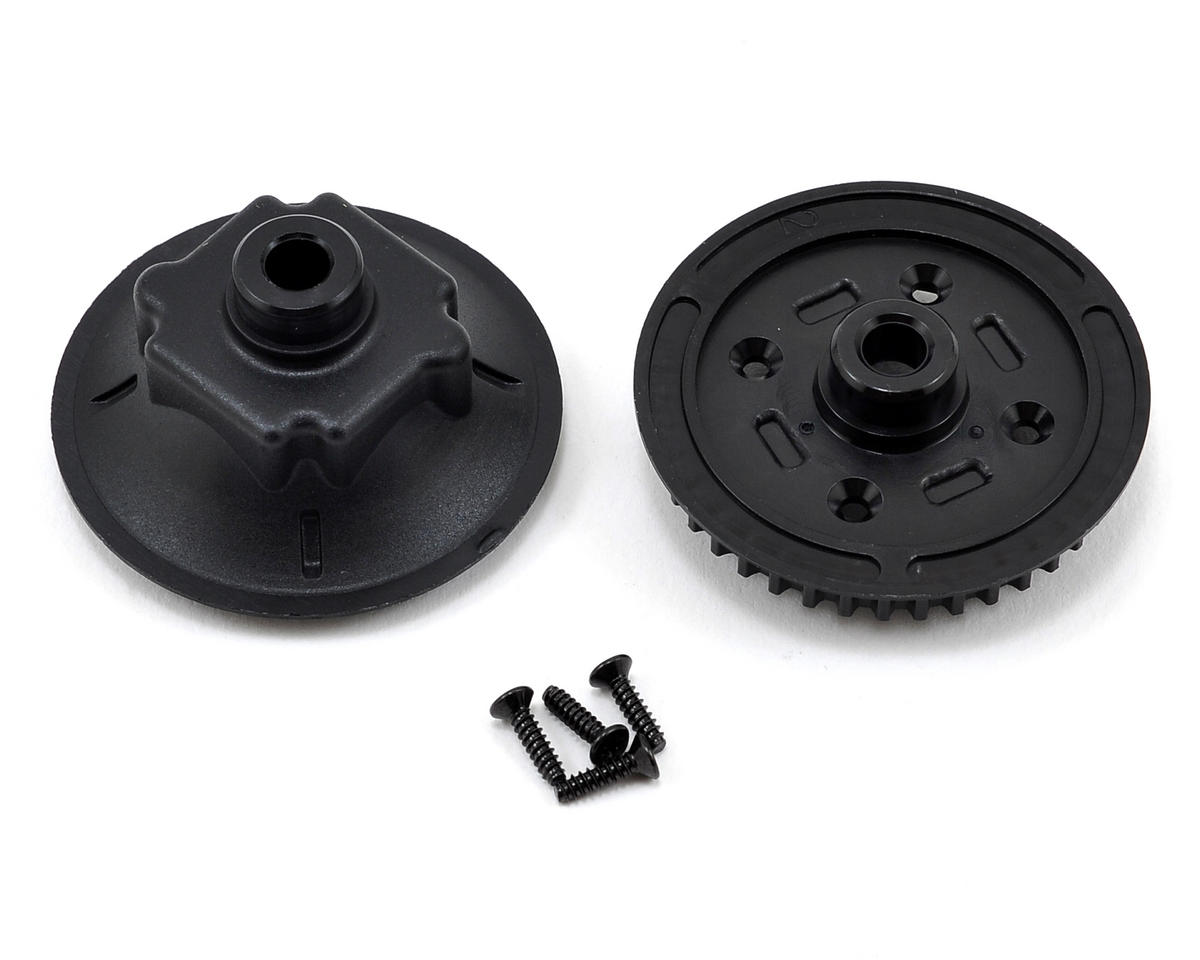 Gear Differential Case Pulley (40T) by Yokomo