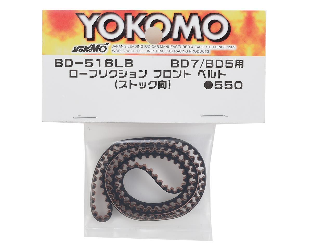 Yokomo Low Friction Front Drive Belt (for Stock Racing)