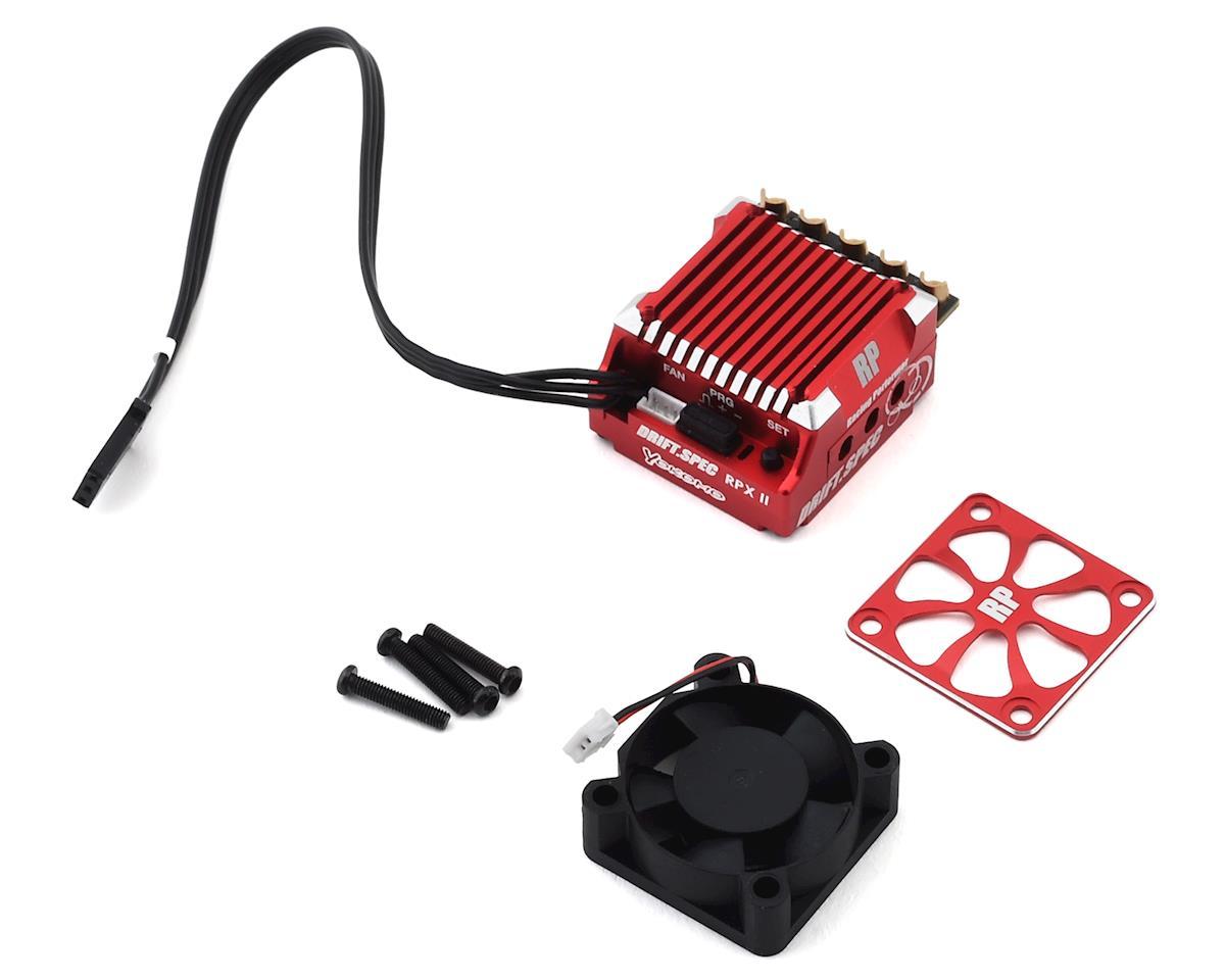 Yokomo RPX-II Drift Spec Brushless ESC (Red)