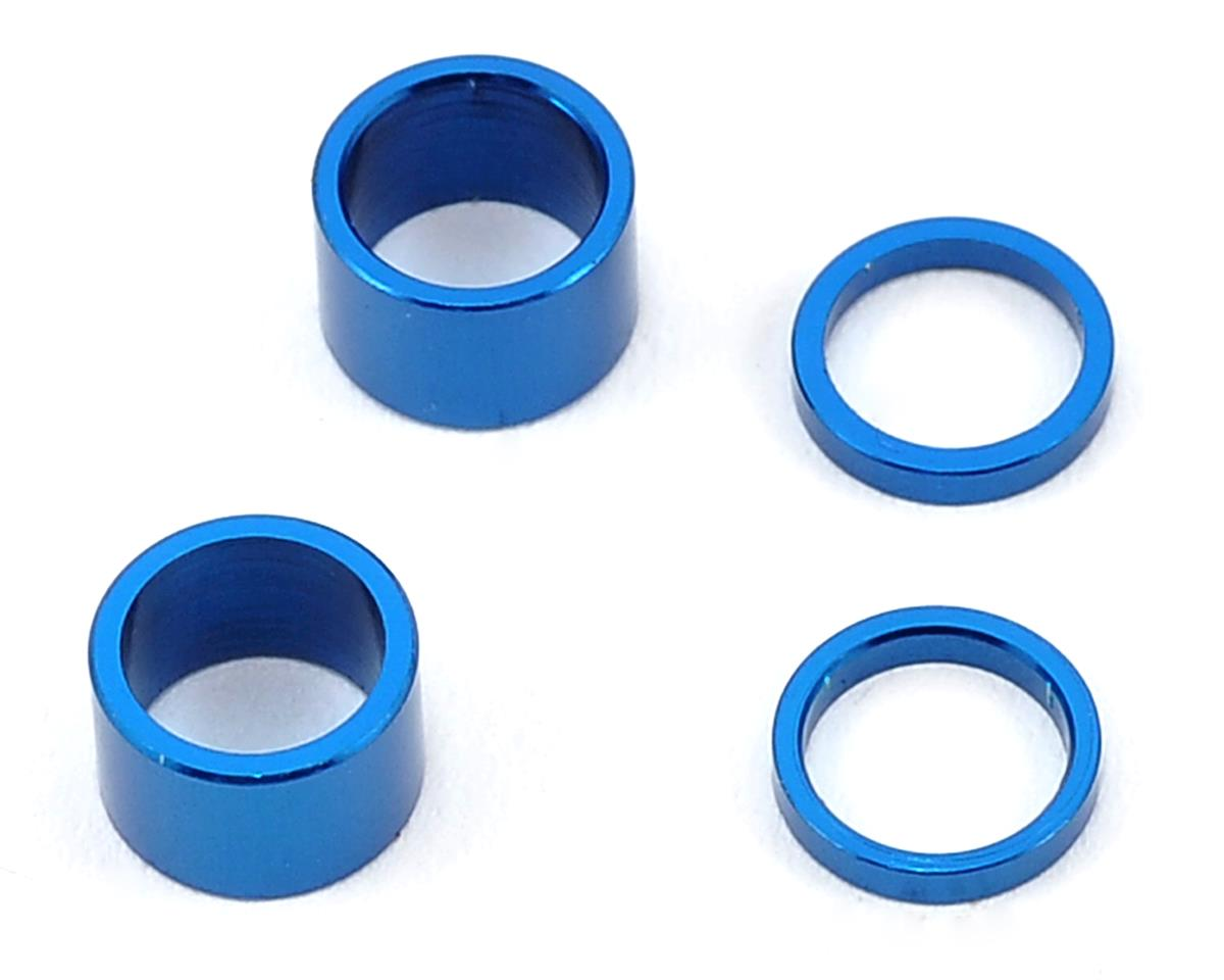 Yokomo Front/Rear Bearing Collar Set (4)