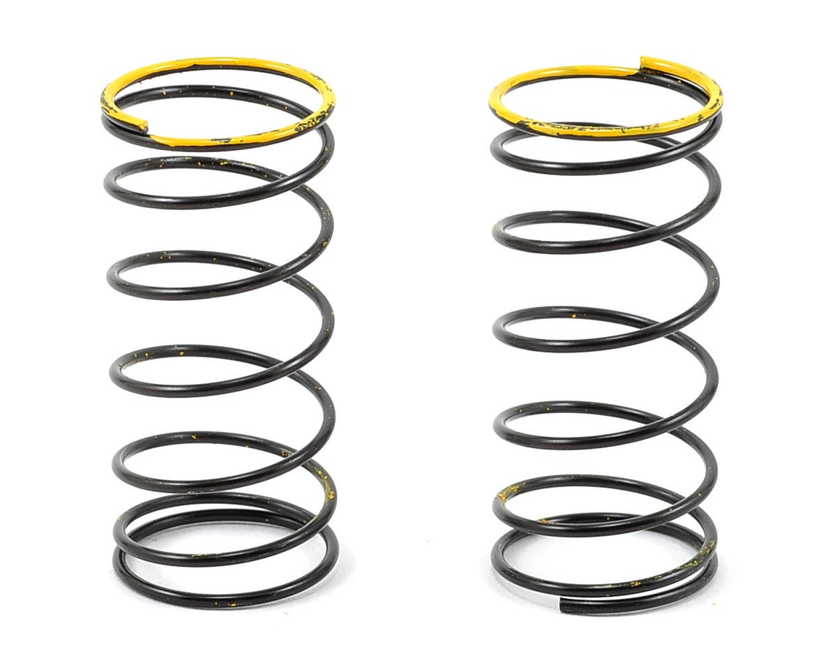 "Yokomo Front ""X"" Shock Spring Set (Yellow/Super Soft)"