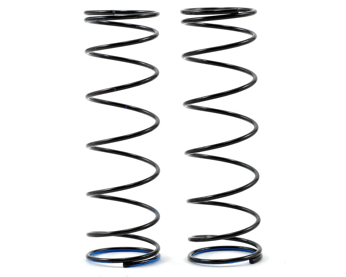"Yokomo Rear ""X"" Shock Spring Set (Blue/Soft)"