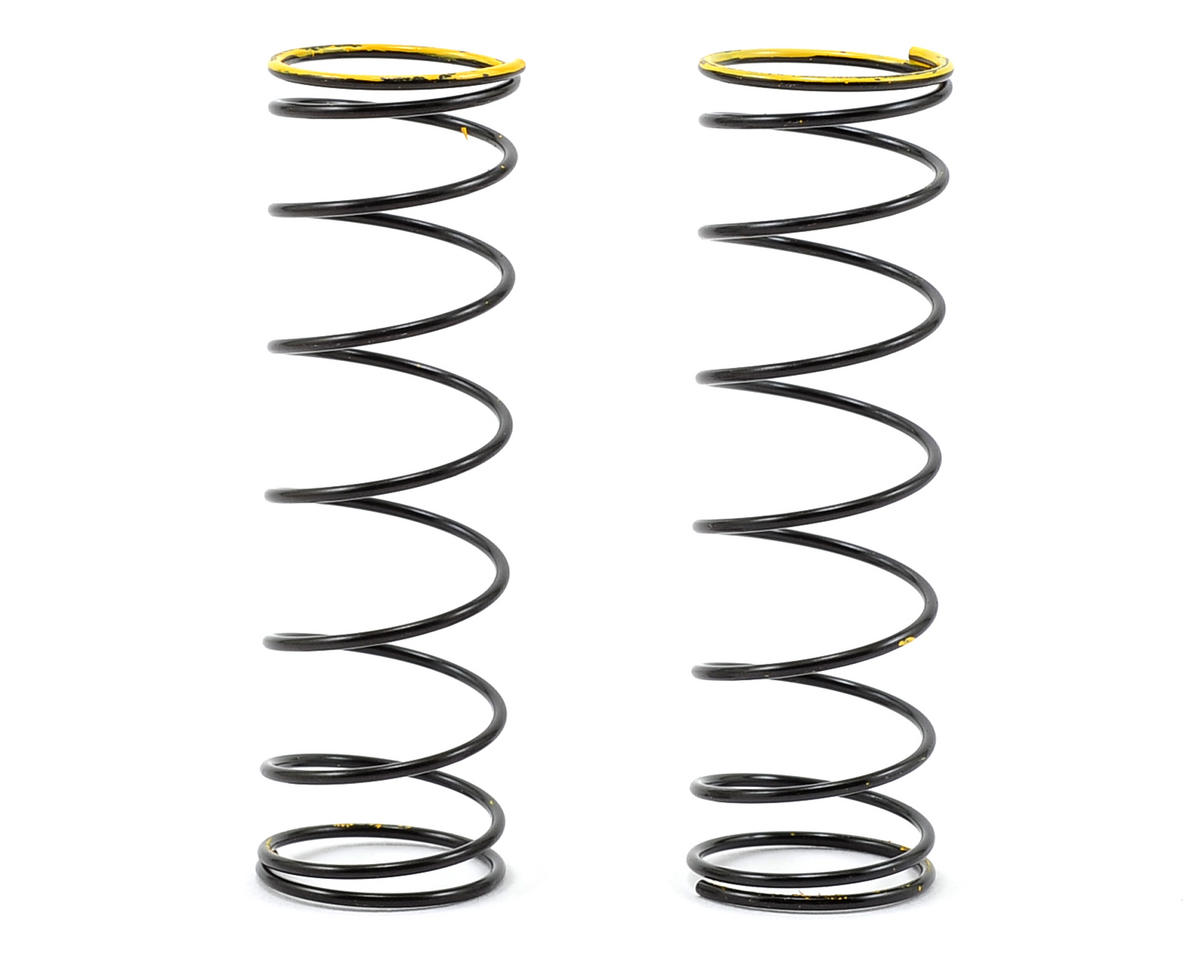 "Yokomo Rear ""X"" Shock Spring Set (Yellow/Super Soft)"