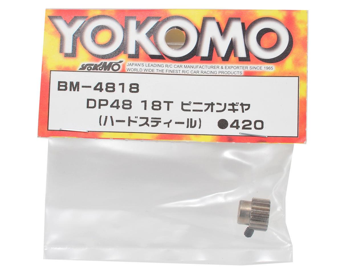 Yokomo 48P Pinion Gear
