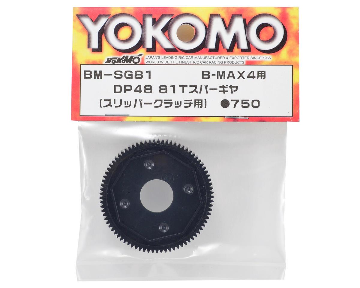 Yokomo 48P Spur Gear (B-MAX4 II)