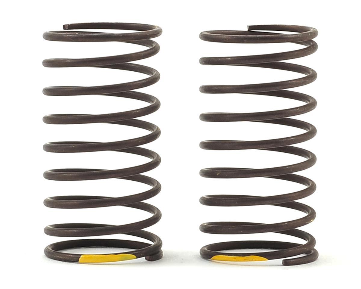 Yokomo YD-2 32mm Regular Pitch Drift Spring (Yellow) (2) (1.2x9.5 Coils)