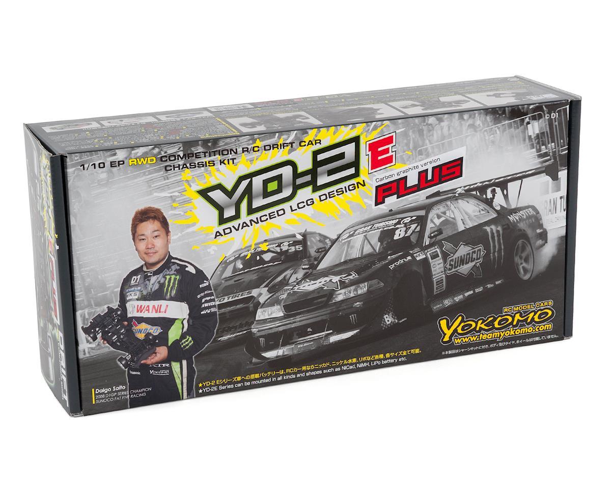 Yokomo YD-2E PLUS 2WD RWD Drift Car Kit (Graphite Chassis)