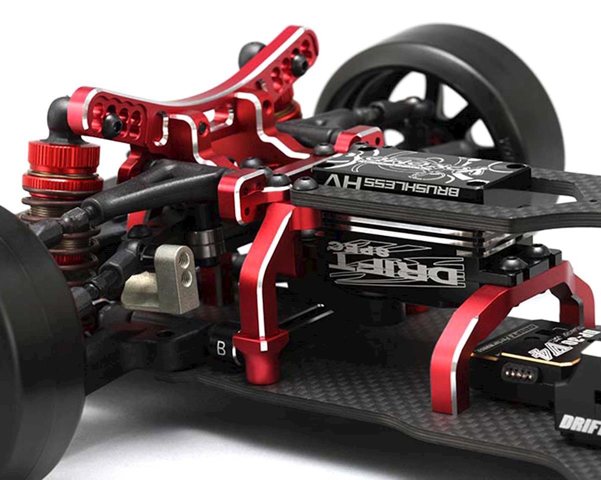 """Yokomo YD-2EX II S """"Limited Edition"""" 1/10 RWD Competition Drift Car Kit (Red)"""