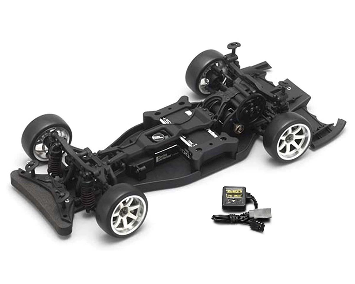 YD-2 2WD RWD Drift Car Kit (w/YG-302 Steering Gyro) by Yokomo