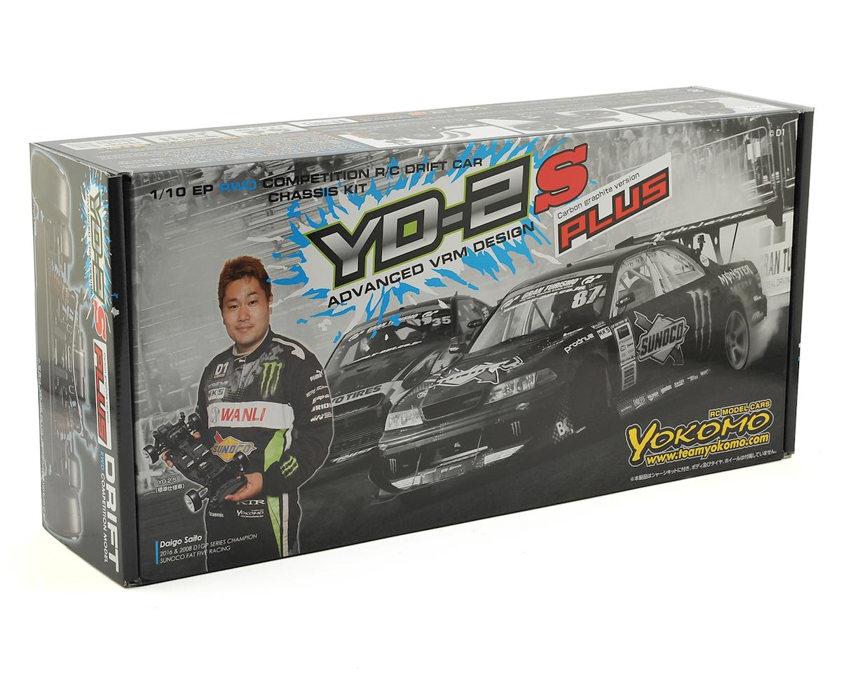 Yokomo YD-2S Plus 2WD RWD Drift Car Kit (Carbon Chassis)