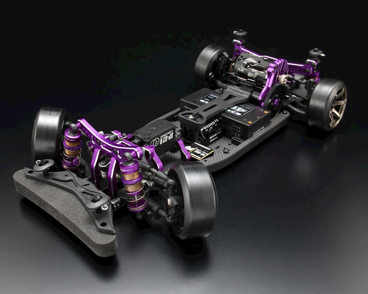 Yokomo YD-2SX II Limited Edition 1/10 2WD RWD Competition Drift Car Kit (Purple)