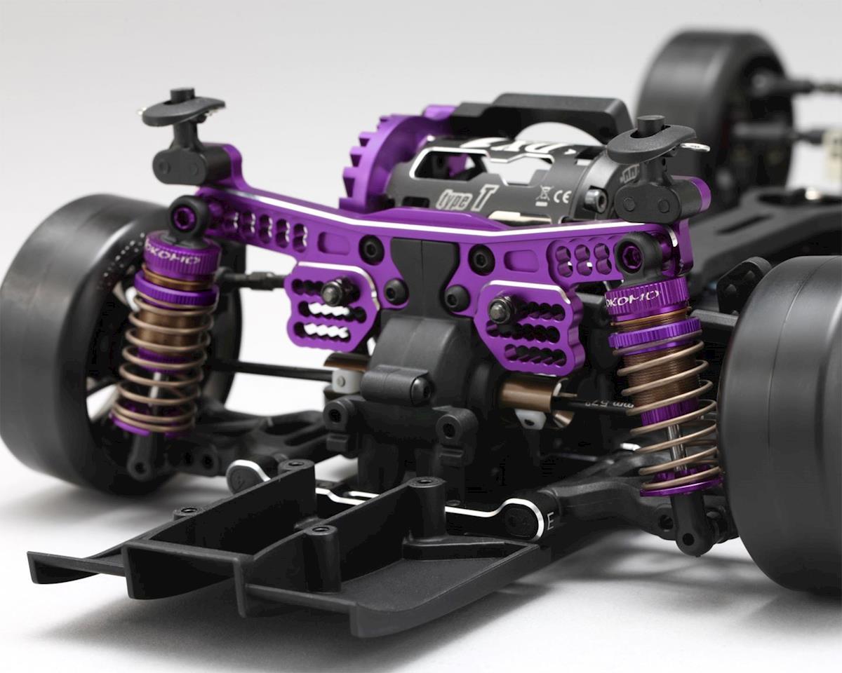 Yokomo YD-2SX II Limited Edition 1/10 2WD RWD Competition Drift Car Kit (Purple)