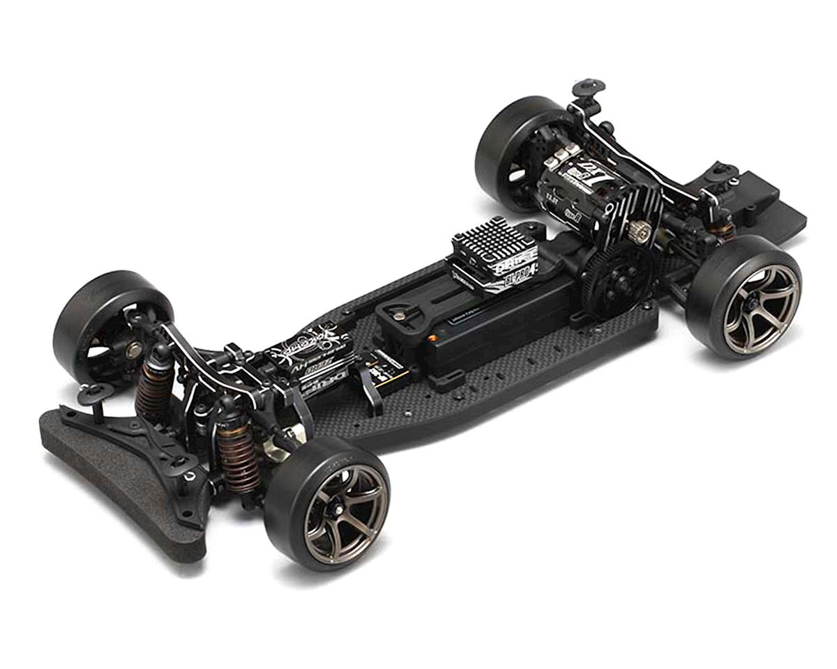 Yokomo YD-2SX II 1/10 2WD RWD Competition Drift Car Kit (Carbon)