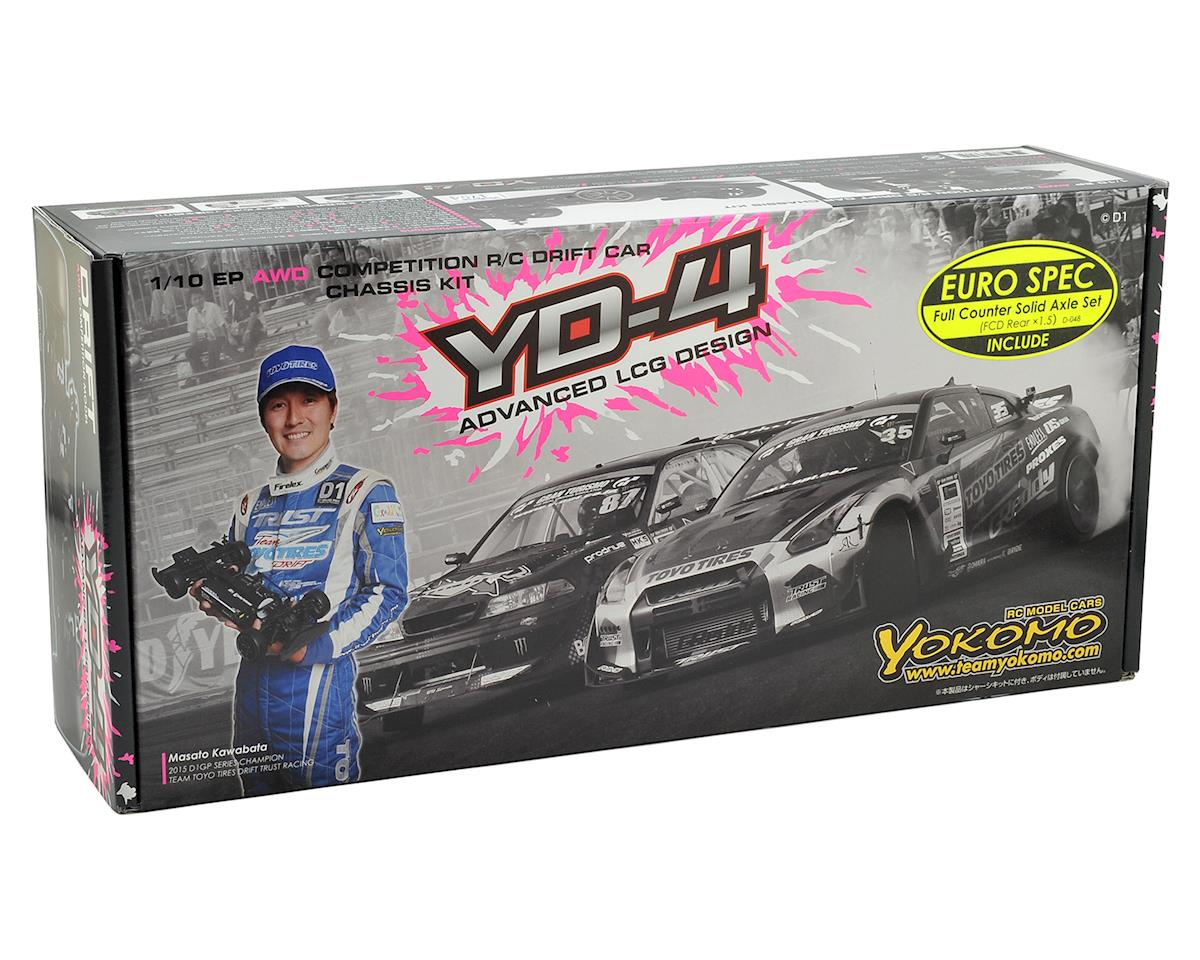 Yokomo YD-4 4WD Drift Car Kit