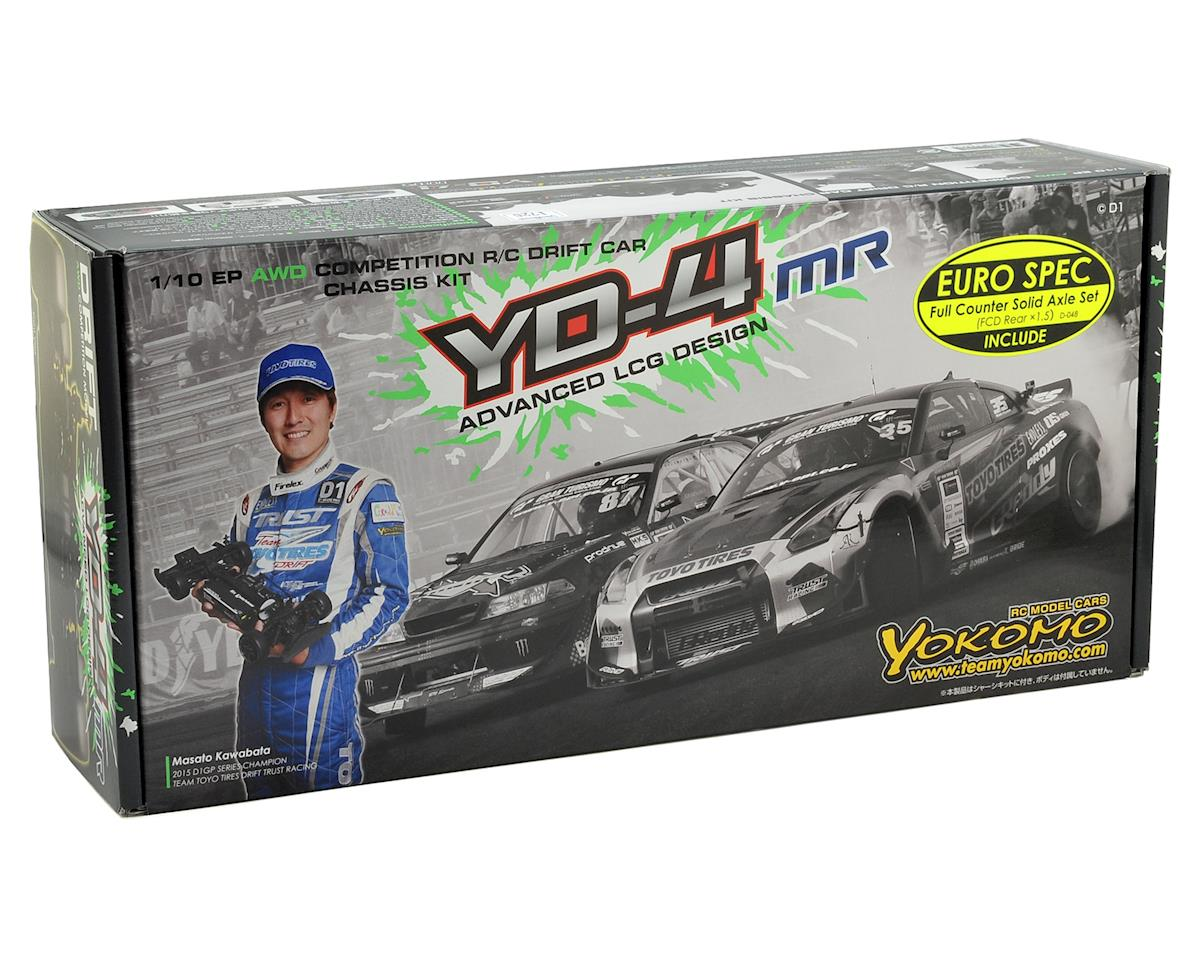Yokomo YD-4 MR Competition Drift Car Kit
